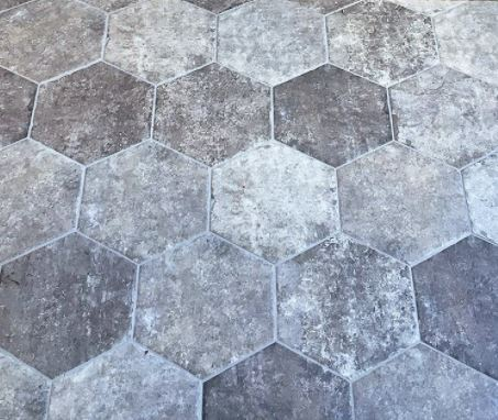 Loge Hexagon Porcelain Tile