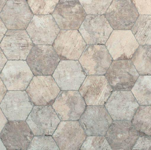 Ganymede Hexagon Porcelain Tile