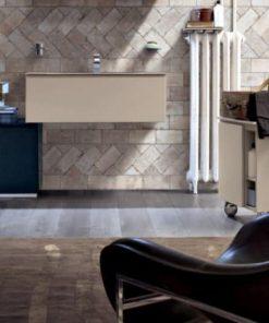 Ganymede Brick Porcelain Tile