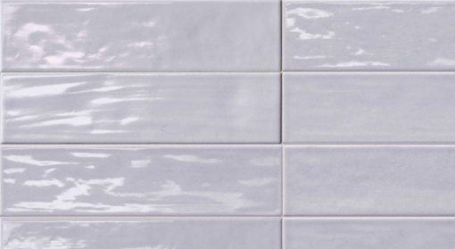 Amalthea Silver Ceramic Tile