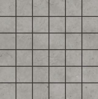 Epimetheus Silver Mosaic Tile
