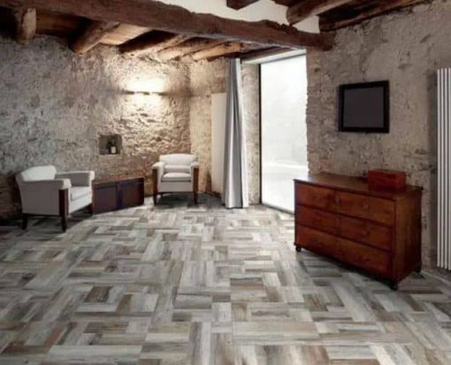 Andromeda Oak Porcelain Tile