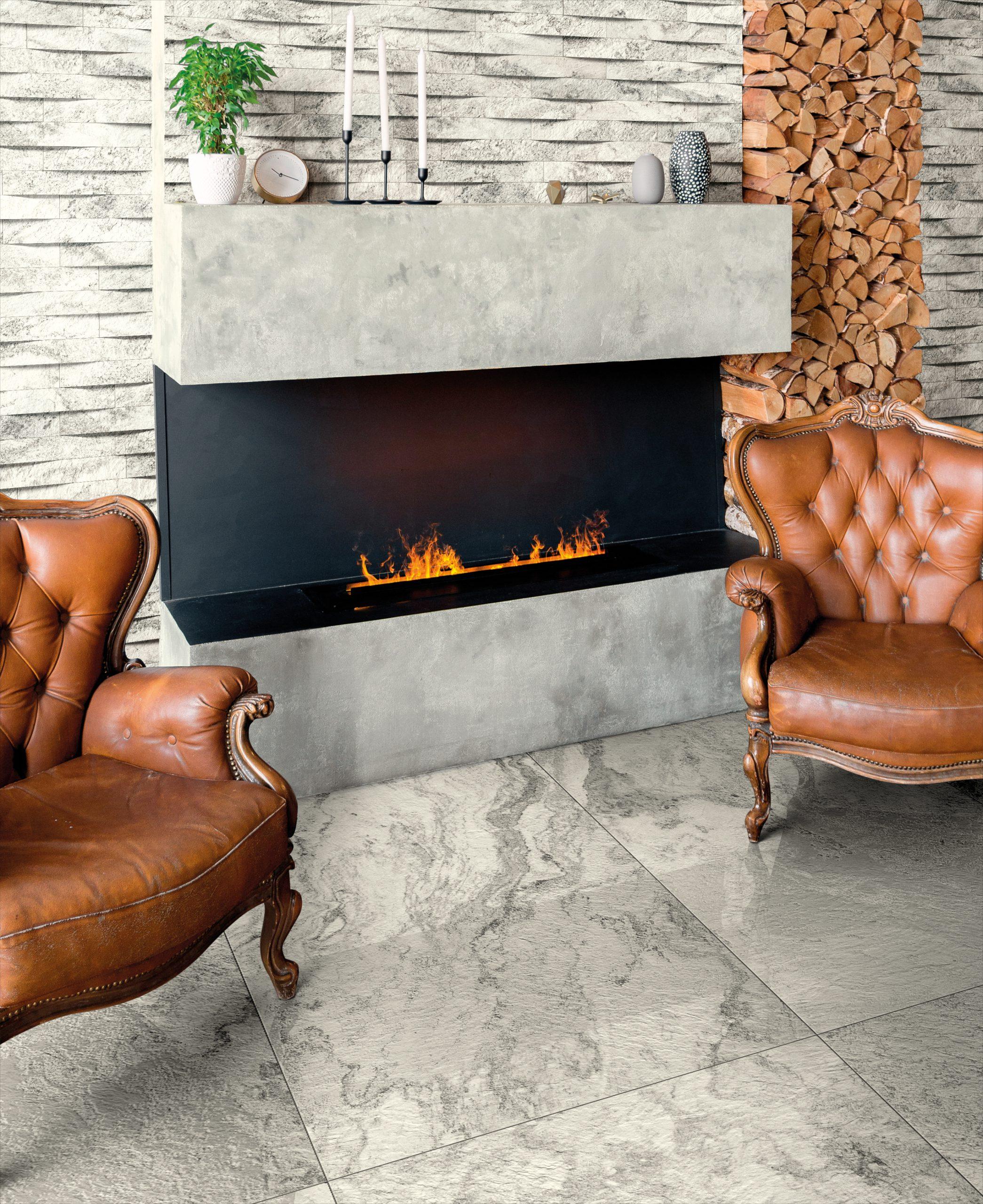 Fireplace Tile