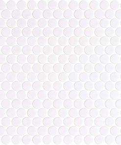 ADRASTEA WHITE MOSAIC TILE