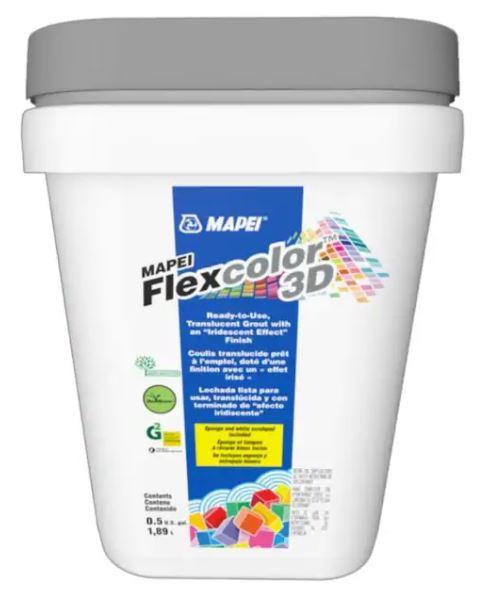 Flex Color 3D Grout